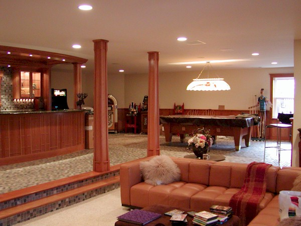 Carterworx Llc Interior Remodeling Basements