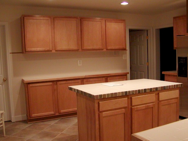 Reduced Depth Kitchen Cabinets